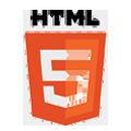 icona html